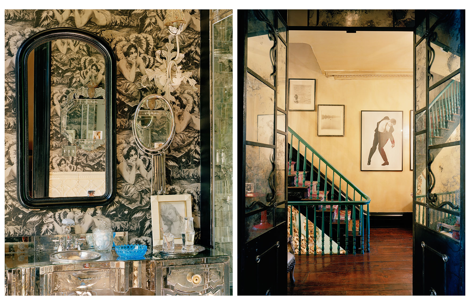 Greenwich Village Interior | Lorraine Kirke | Brian Park Photo New York | 5