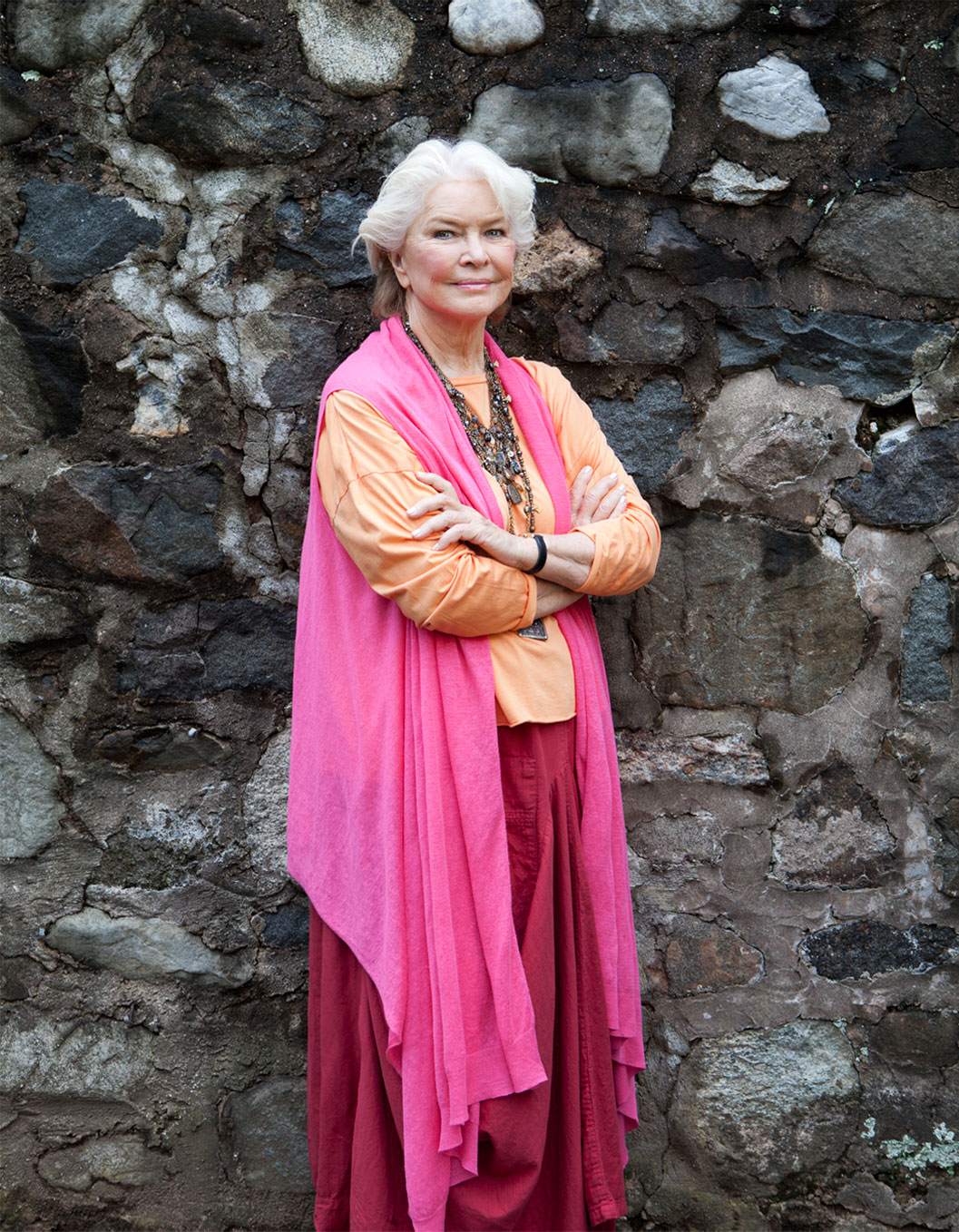 Portrait | Ellen Burstyn | WSJ | Brian Park Photo New York