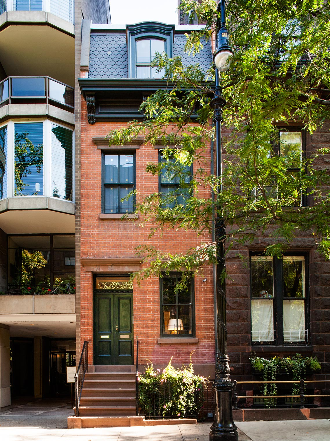 Exterior | Greenwich Village | Jaklitsch Gardner Architects | Brian Park Photo New York | 1