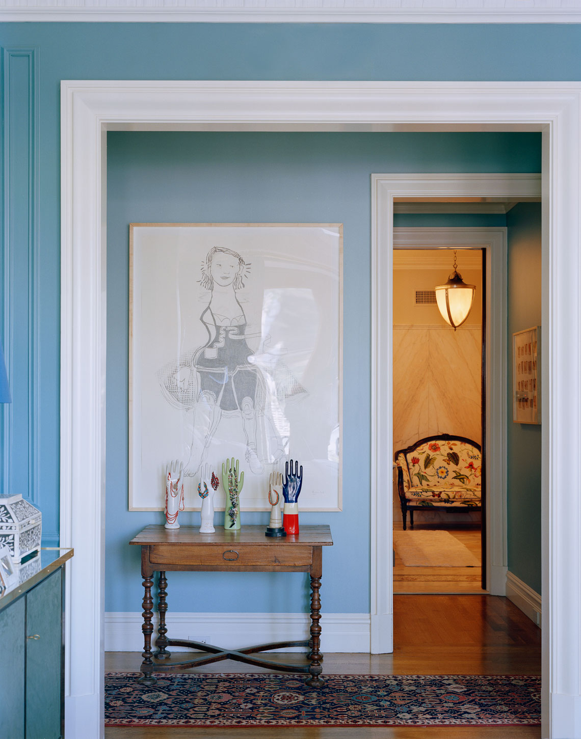 Interior | Ellen Hamilton Designer | Brian Park Photo New York | 6