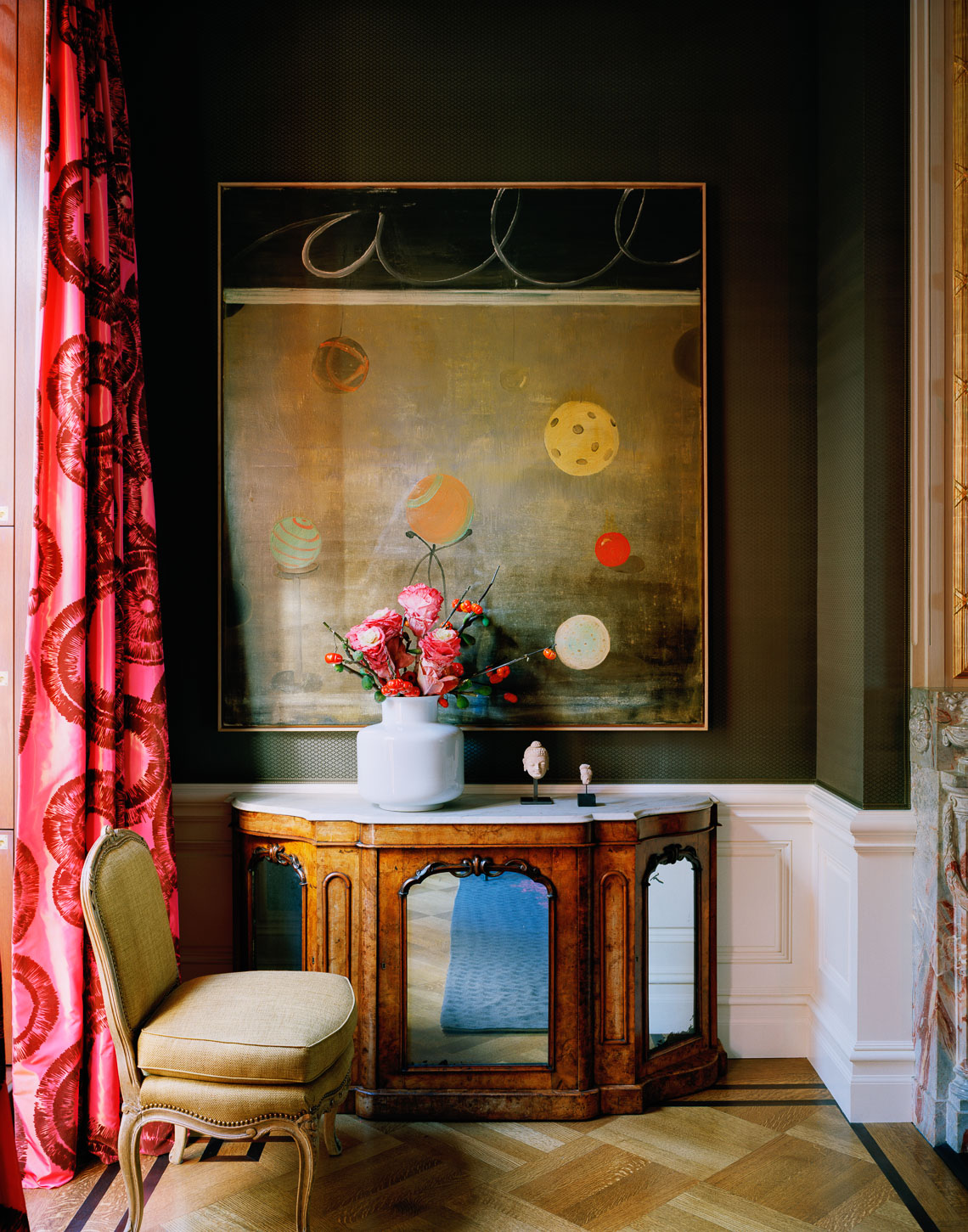 Interior | Ellen Hamilton Designer | Brian Park Photo New York | 1