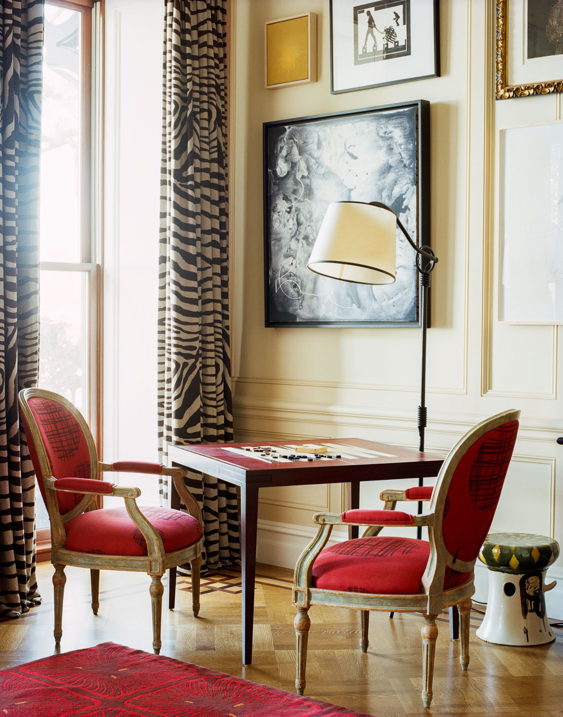 Interior | Ellen Hamilton Designer | Brian Park Photo New York | 7
