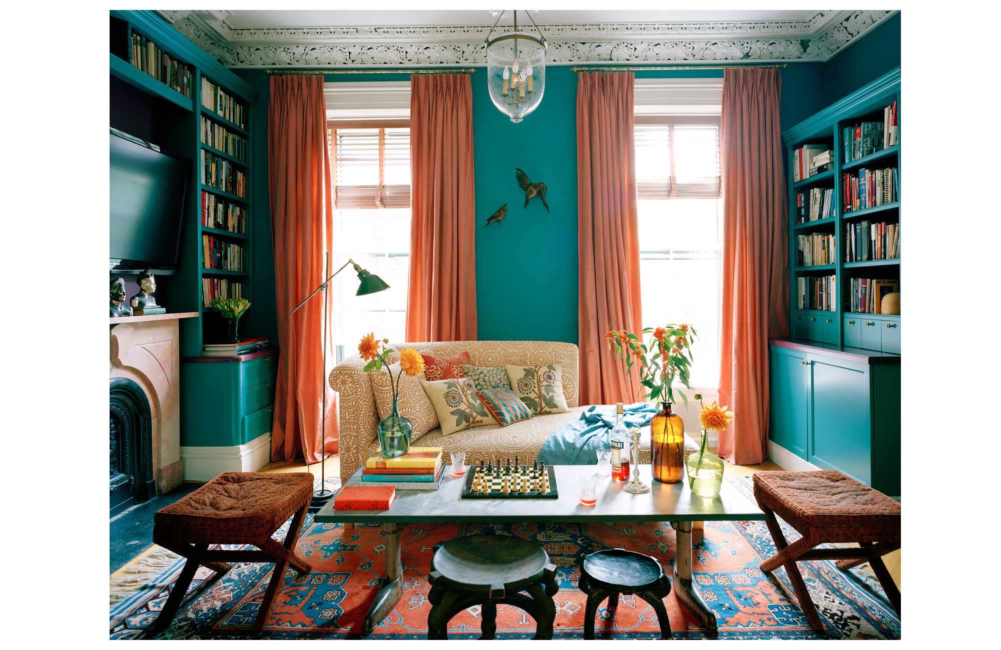 Interior | Ellen Hamilton Designer | Brian Park Photo New York | 8