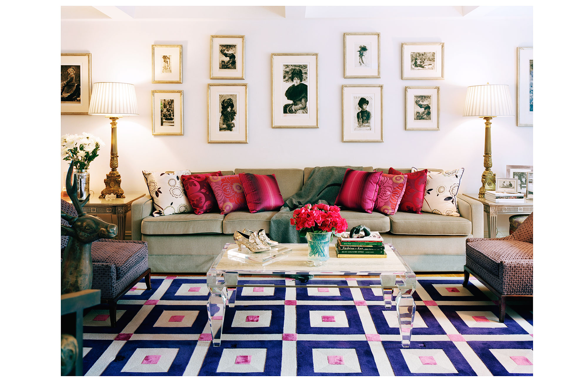 Interior | Ellen Hamilton Designer | Brian Park Photo New York | 30