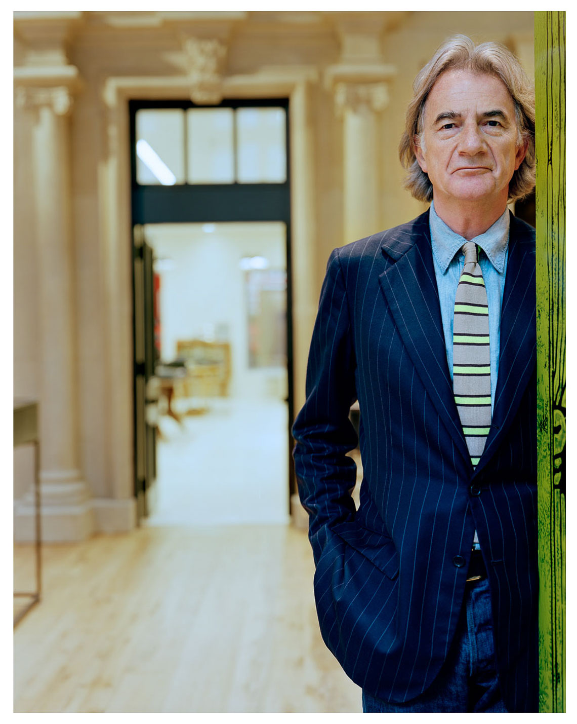 Portrait | Sir Paul Smith | Brian Park Photo New York