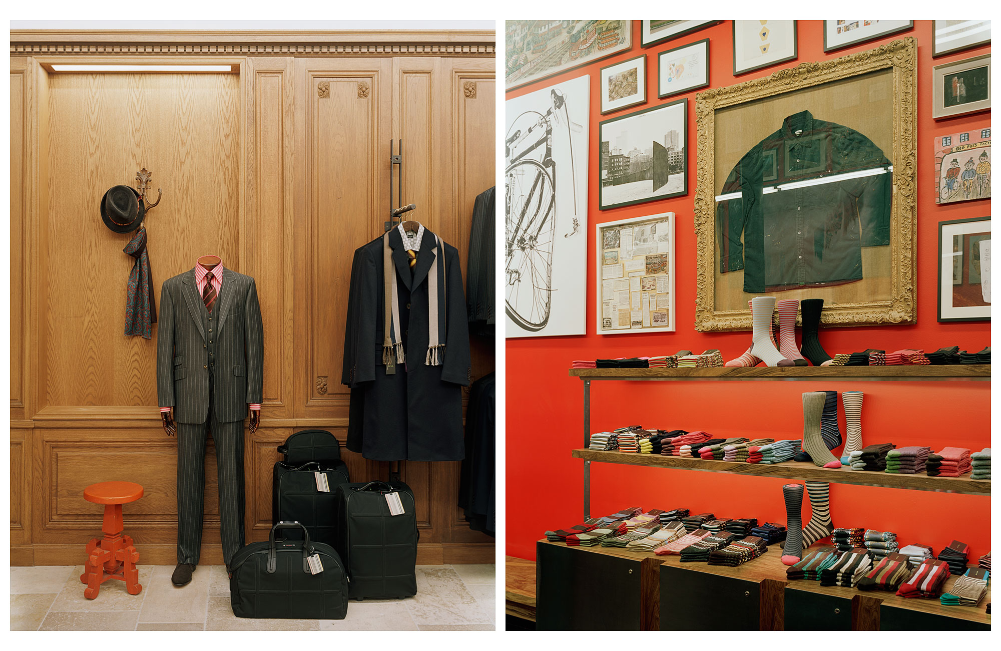 Interior | Paul Smith UK | Brian Park Photo New York | 10