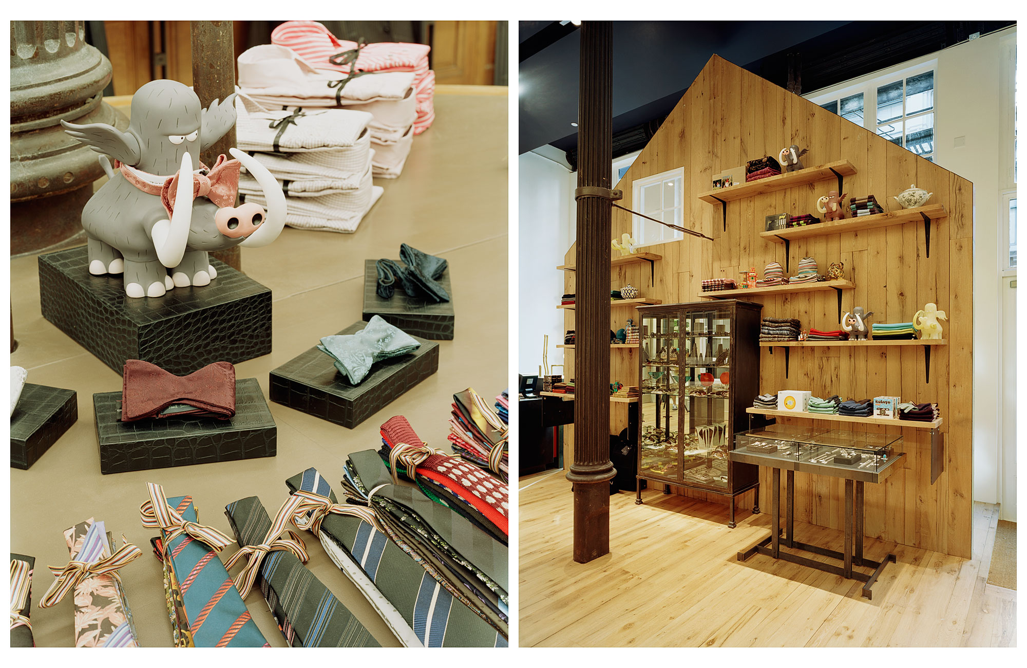 Interior | Paul Smith UK | Brian Park Photo New York | 11