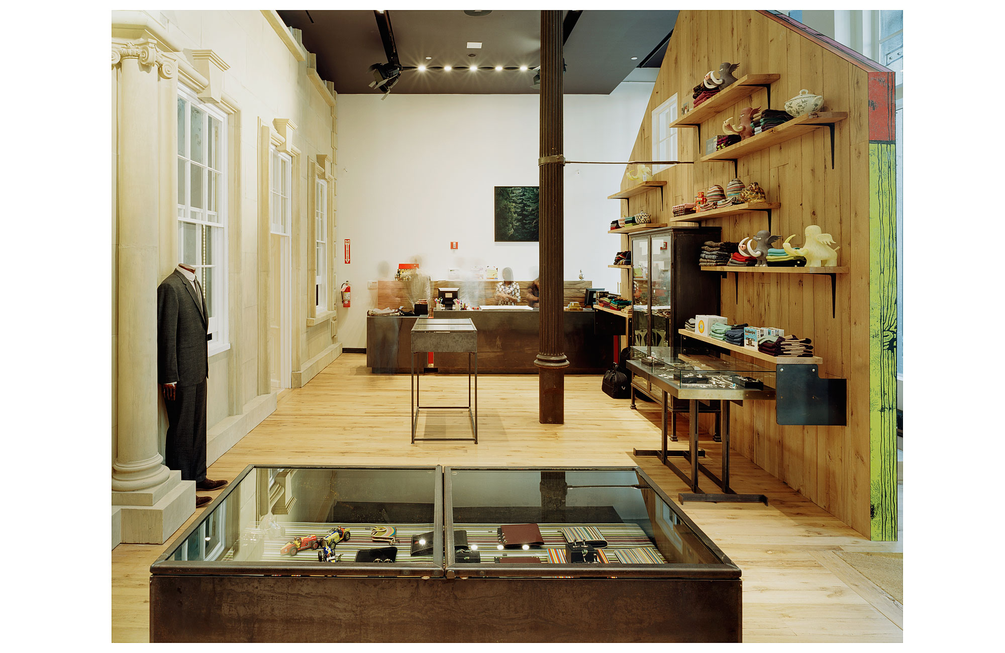 Interior | Paul Smith UK | Brian Park Photo New York | 19
