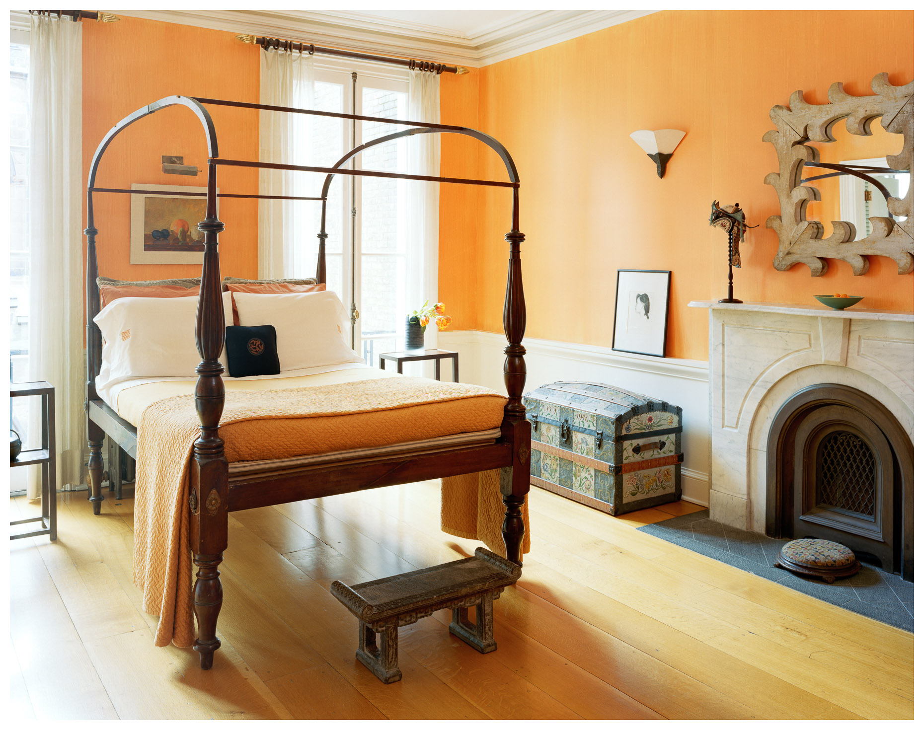 Brooklyn Heights Interior | Bedroom | Brian Park Photo New York | 15