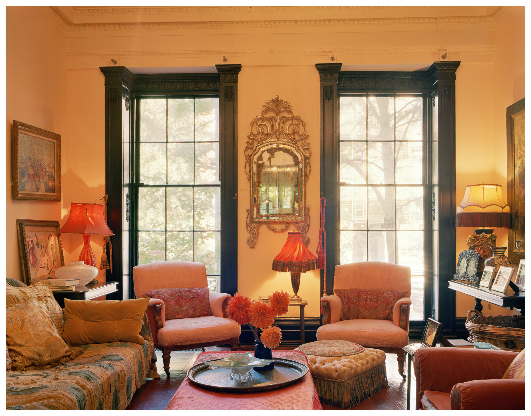 Greenwich Village Interior | Lorraine Kirke | Brian Park Photo New York | 13