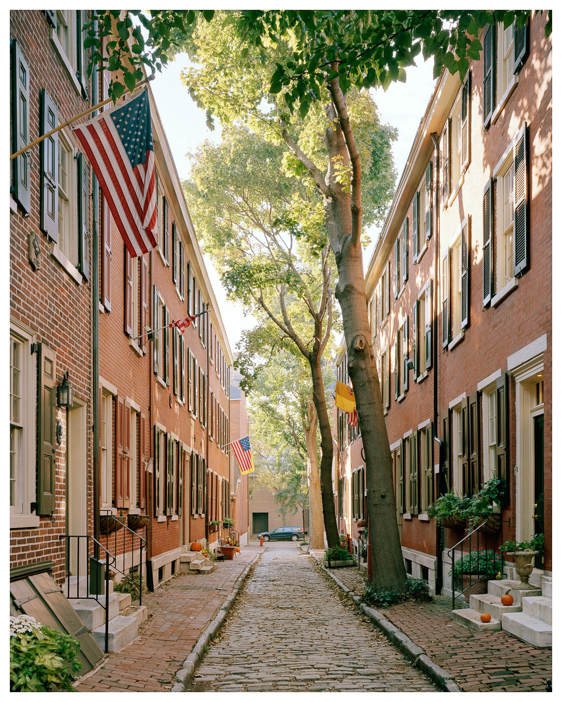 Philadelphia Architecture | Society Hill | Brian Park Photo New York | 1