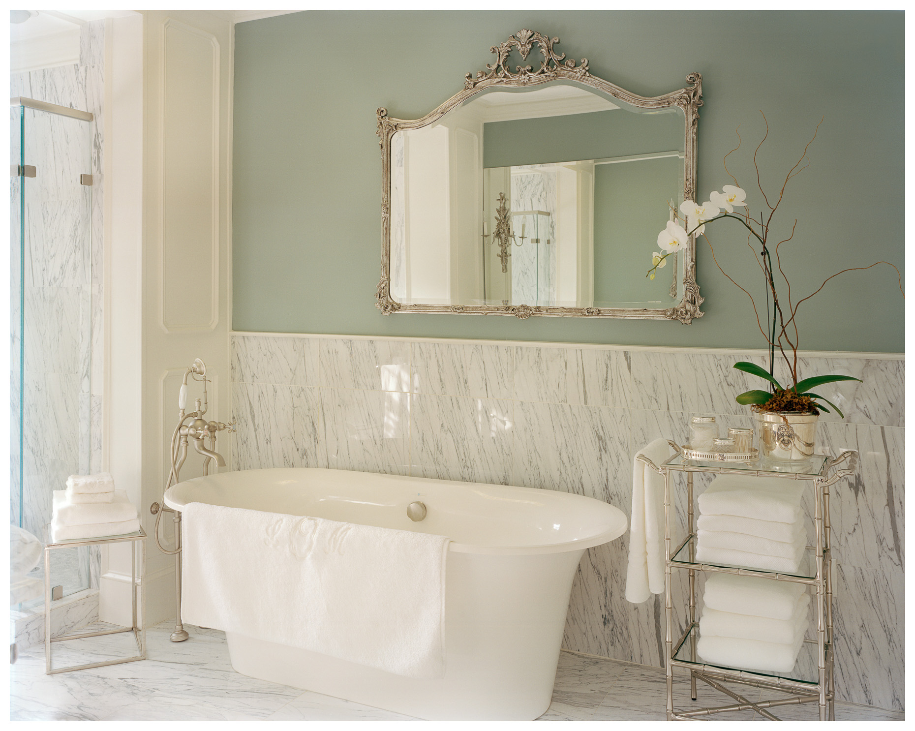 Charleston Interior | Bathroom | Brian Park Photo New York | 26