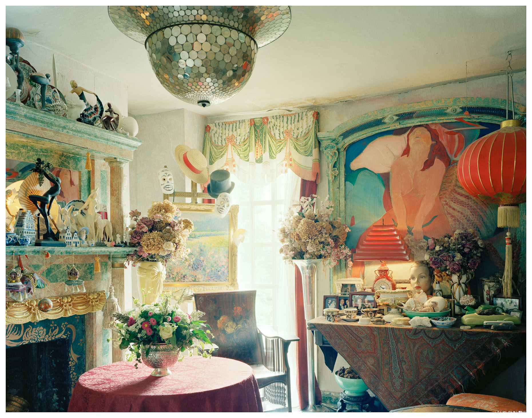 Baltimore Interior of Delores Delux, Vince Peranio | Brian Park Photo New York | 9