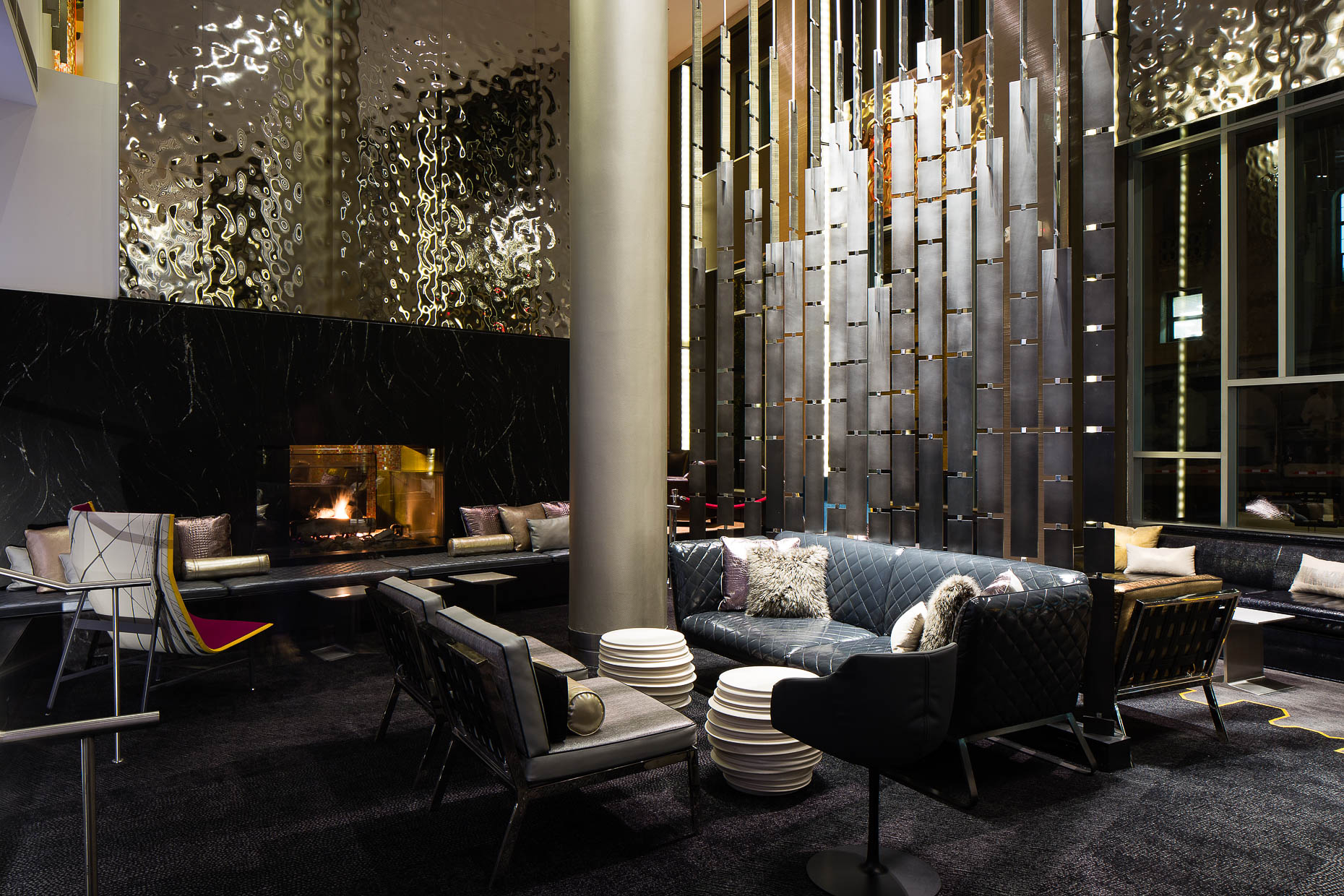 Interior | W Hotel NY | Brian Park Photo New York | 2