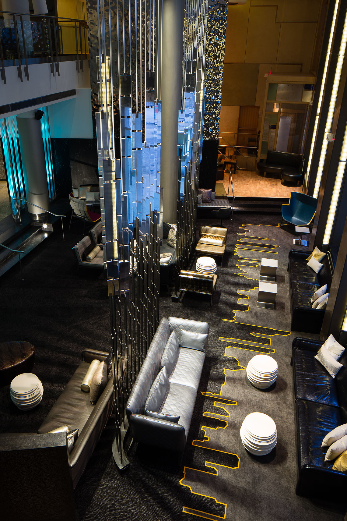 Interior | W Hotel NY | Brian Park Photo New York | 1