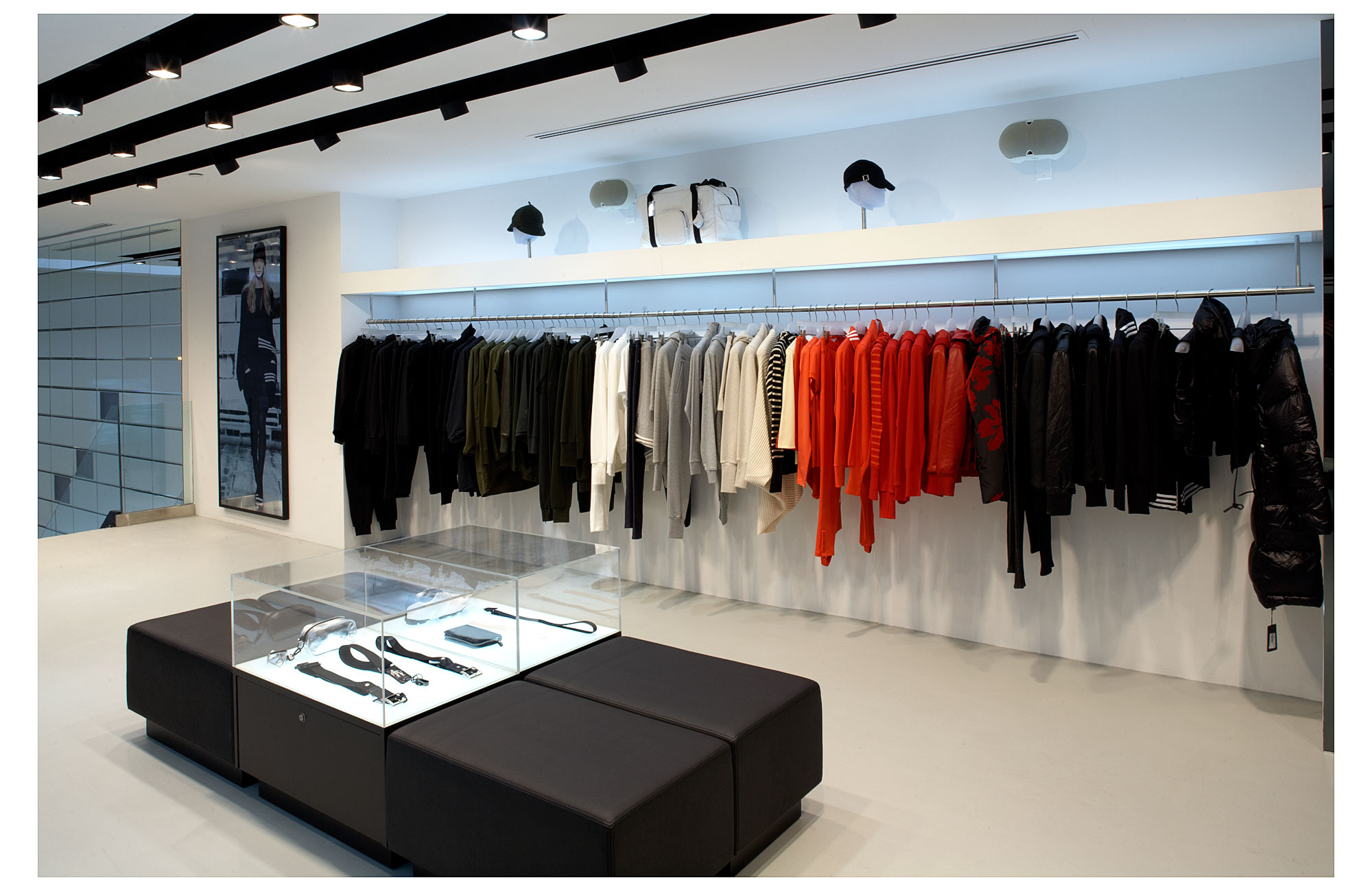 Interior | Adidas Y3 | Brian Park Photo New York | 5