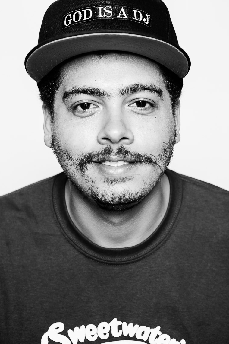 Portrait | Seth Troxler | My Colorful Friends | Brian Park Photo New York